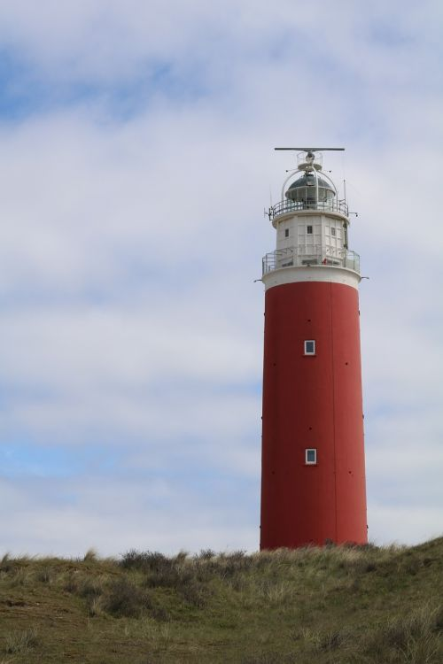 the lighthouse of texel lighthouse the island of texel