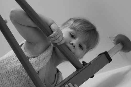 the little girl ladder trainer