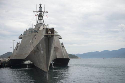 the littoral combat ship uss coronado lcs 4