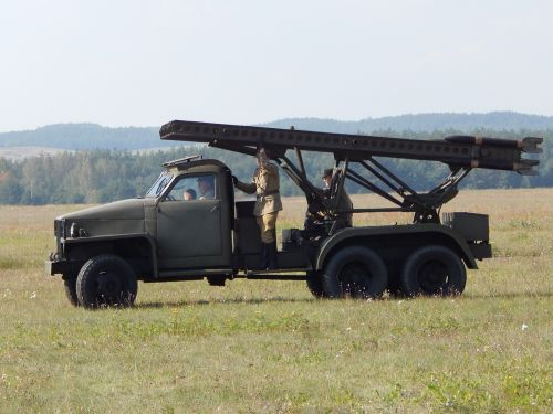 the military the vehicle armament