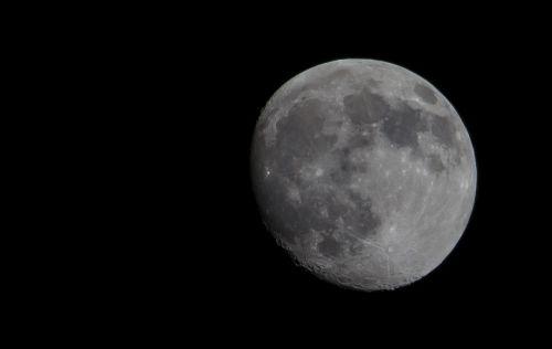 the moon monday