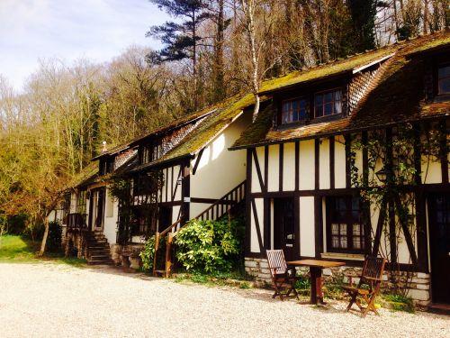 the moulin d'andé normandy france