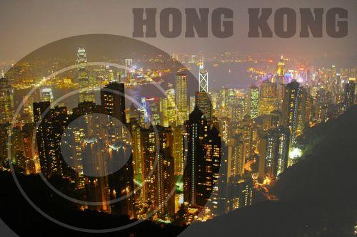the mountain hong kong scenic