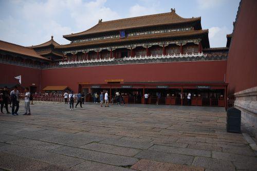 the national palace museum twilight china