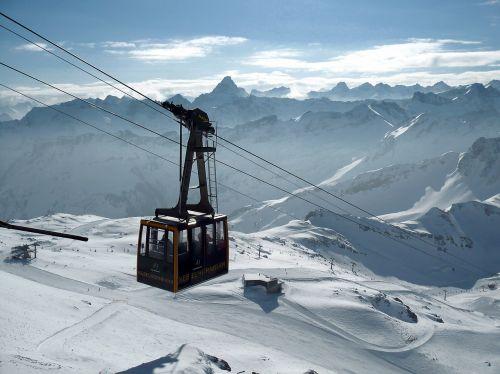 the nebelhorn panorama gondola