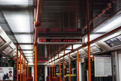 the next station  metro letňany  the prague metro