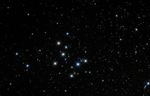the night sky astronomical objects m29