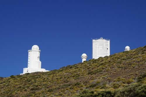 the observatory on teide teide izana