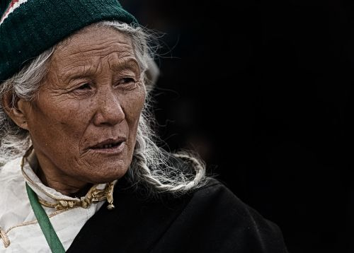 the old man tibet vicissitudes