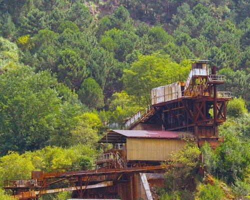 the old mines  iron  mine