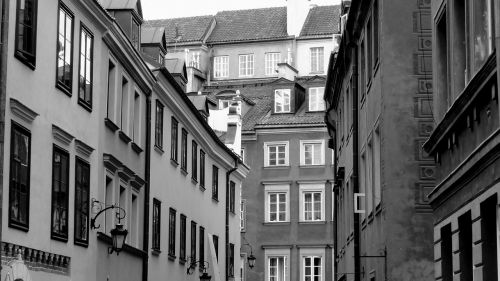the old town architecture old buildings