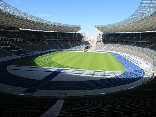 the olympic stadium german berlin