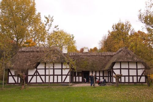 the open-air museum farmhouse agriculture