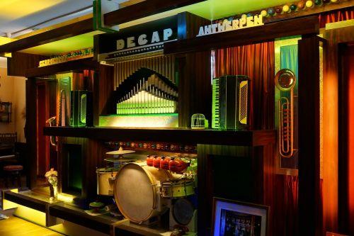 the organ atm machine orchestra mechanical organ