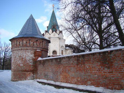 the palace ensemble tsarskoe selo st petersburg russia winter