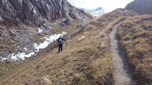 the path mountains trail