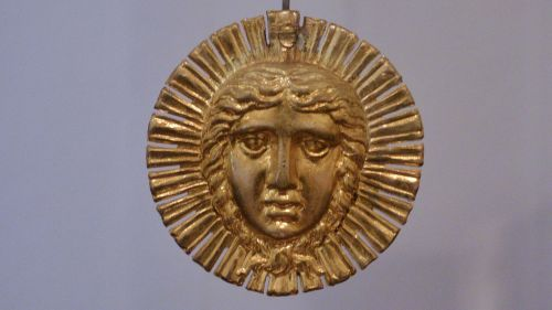 the pendulum monument the sun