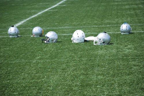 the pitch  match  helmet