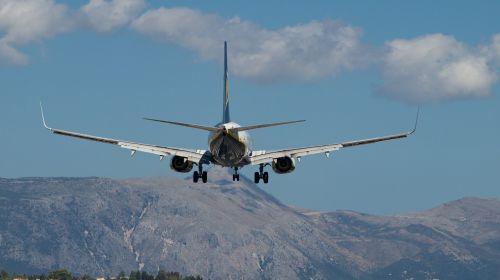 the plane aircraft transport