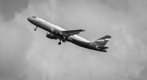 the plane boeing aeroflot