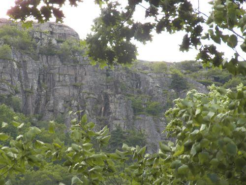 The Precipice Trail