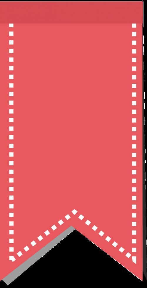 the ribbon bookmark designation of the
