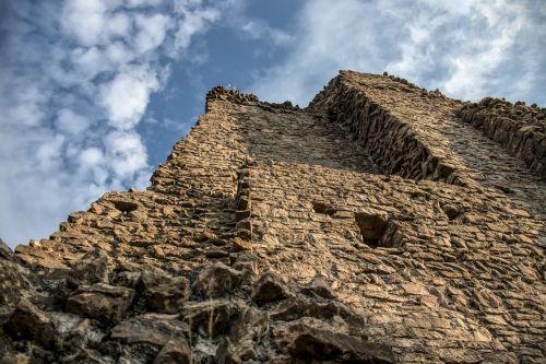 the ruins of schenkenberg miss mountain aargau