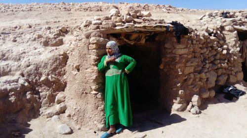 the sahara desert cave house