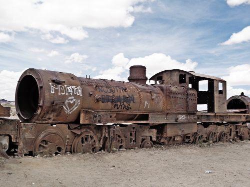 salar de uyuni,traukinių kapinės,Bolivija,uyuni