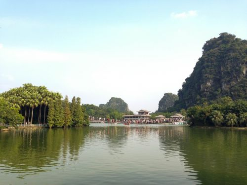the scenery china zhaoqing