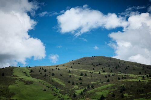 the scenery tibet cloud