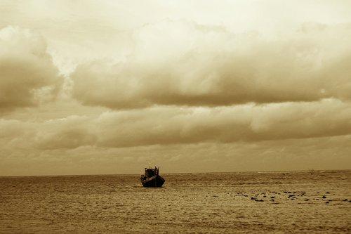the sea  ship  nautical