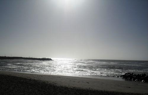 The Sea At Swakopmund