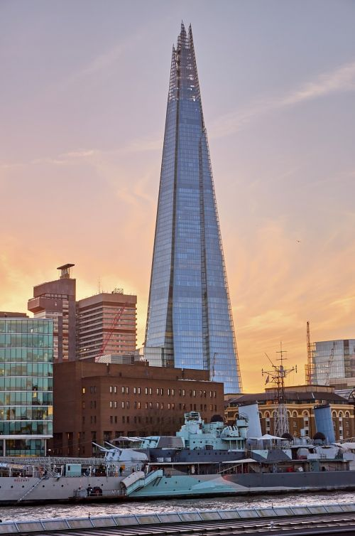 the shard london architecture
