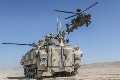 the sinister mechanized infantry ah-64d apache