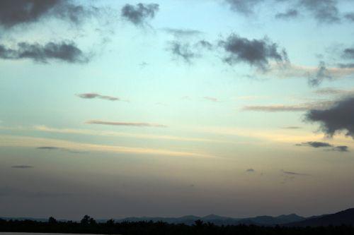 dangus, rytas & nbsp, dangus, debesys, gamta, fonas, dangus