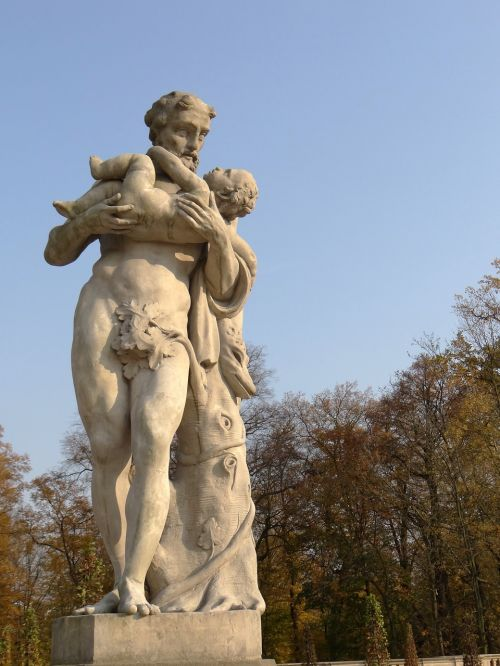 the statue an allegory sculpture