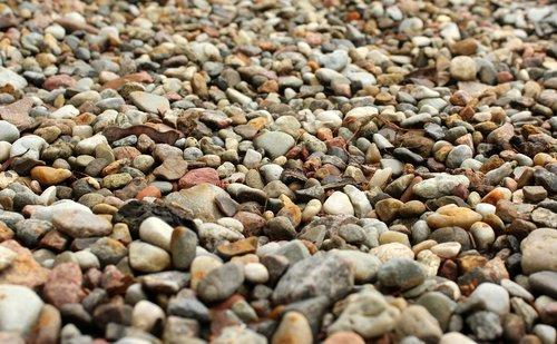 the stones  pebbles  minor