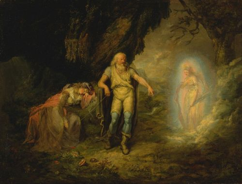 the storm shakespeare unknown artist