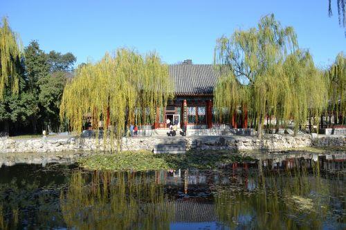 the summer palace china beijing