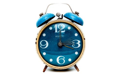the summer time changeover time conversion alarm clock