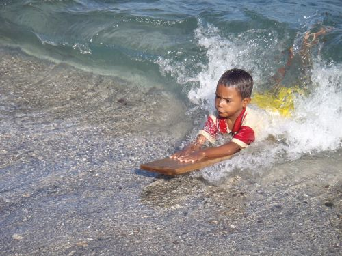 the surfer indonesia pleasure