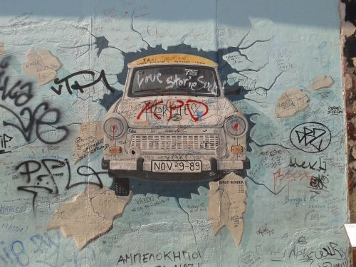 the trabant automobile east germany auto