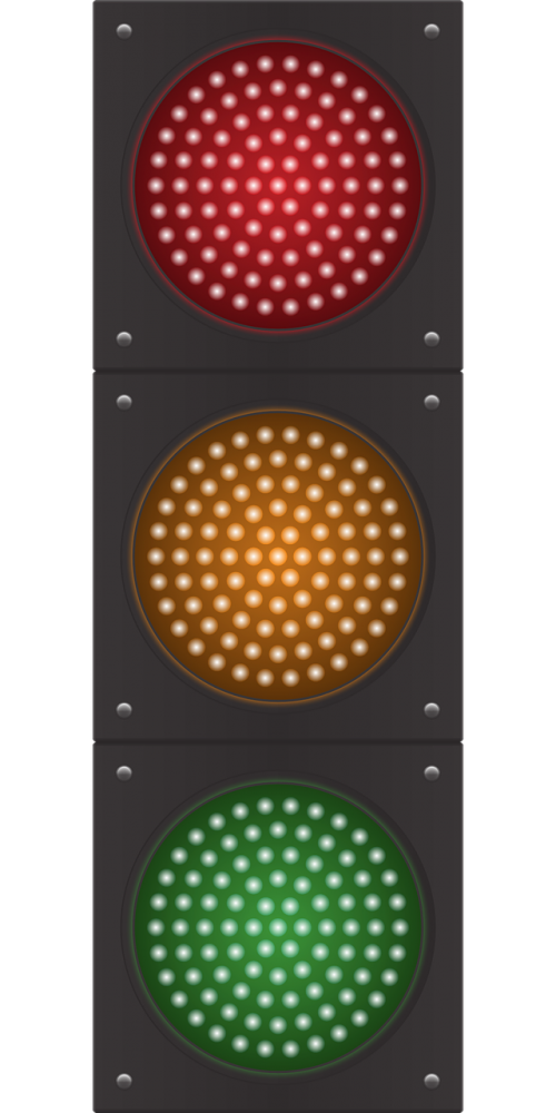 the traffic light transportation samweonsaeg