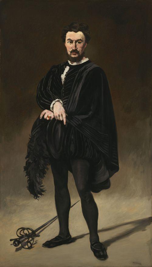 The Tragic Actor - Hamlet