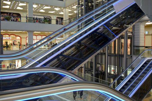 the transportation system escalator the company