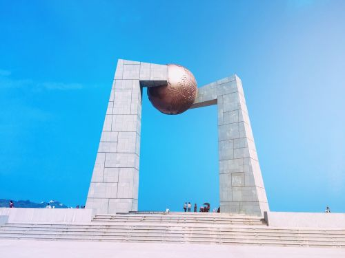 the tropic of cancer building china