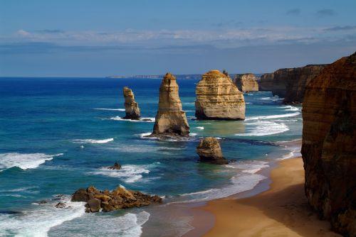 the twelve apostles melbourne australia