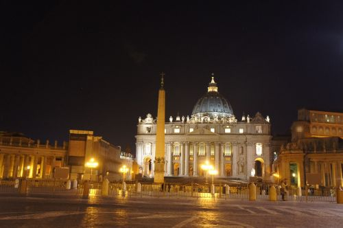 the vatican architecture cathedral
