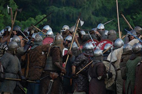 the vikings slavs fear